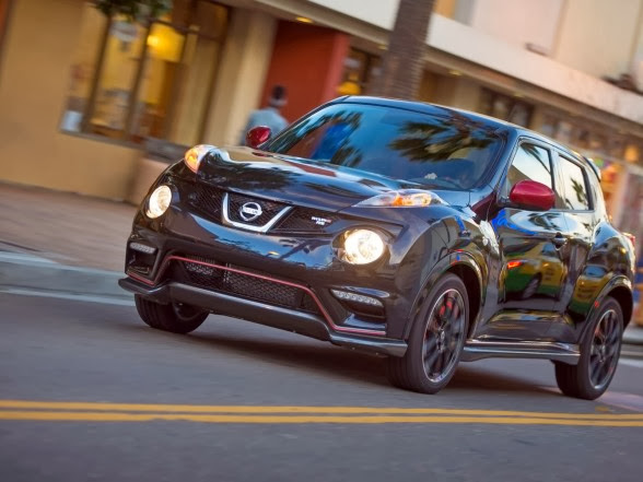 2014 Nissan Juke NISMO RS - Front Side