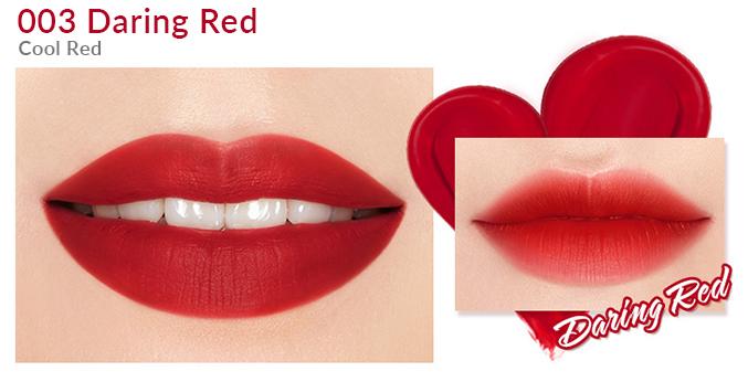 Son Bấm I'm MEME I'm Tic Toc Tint Lip Velvet Daring Red