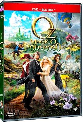 Filme Poster OZ - Mágico e Poderoso BDRip XviD Dual Audio & RMVB Dublado