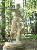 Diana Of The Wild Wood Image