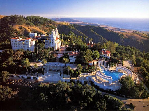 The Hearst Castle