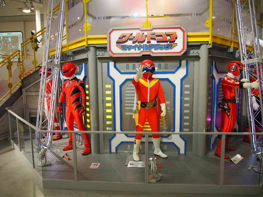 toei hero world   namco action museum - m y d e s i g n