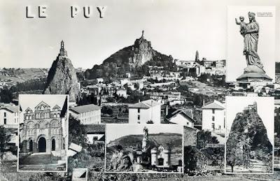 Chambres d 39 hotes haute loire les epiceas collection cartes postales anciennes la chaise dieu - Le puy en velay chambre d hote ...