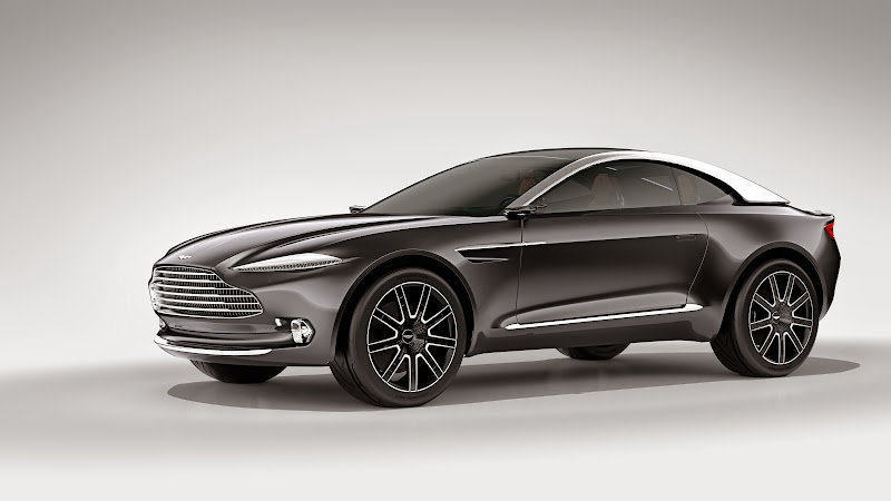 Aston Martin - DBX Concept