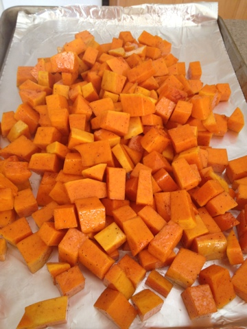 how to cook butternut squash whole30