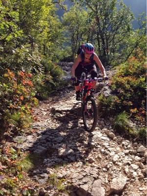 Biketouren Navene Gardasee
