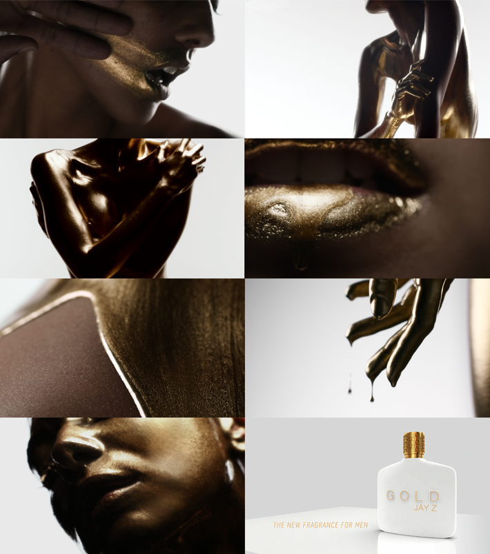 SiblingRivalry Captures Jay Z's Midas Touch In Gold Jay Z Film Via Agency KSB+P