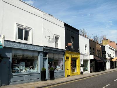 Walton Street in London