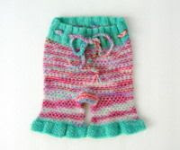 Small Linen Stitch Barbie Colorway Capris **Auction**