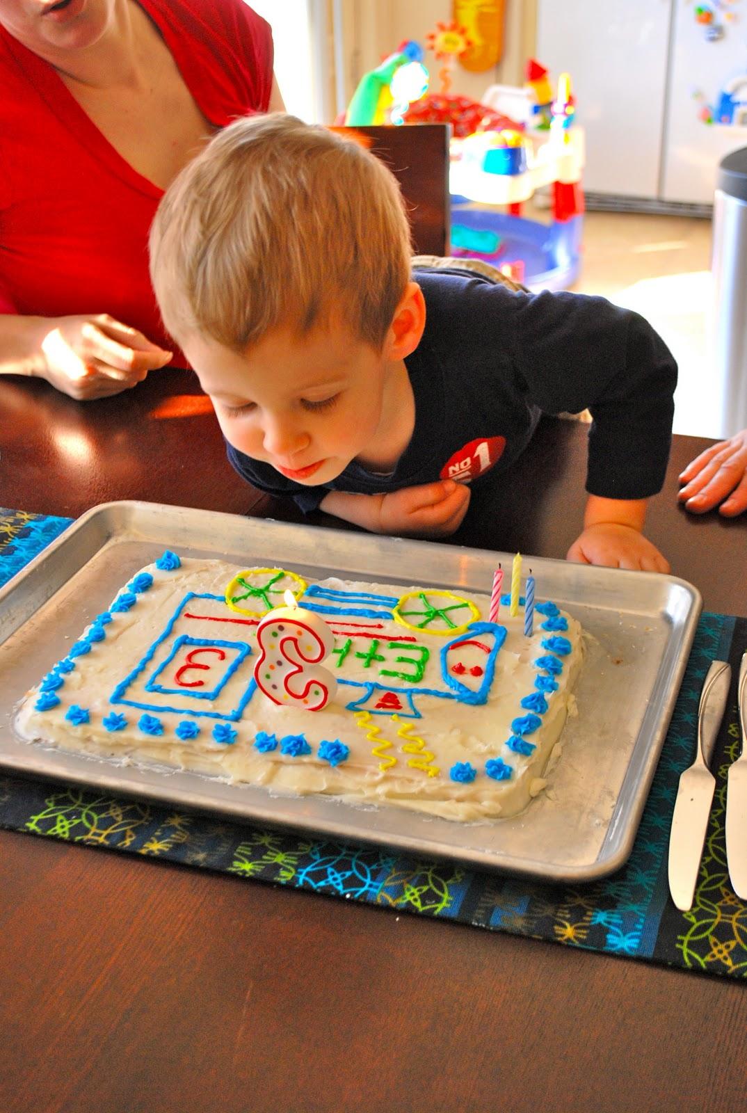 Adventures Of Ethan Amp Becca Ethan S 3rd Birthday Family border=