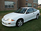 1998 Chevrolet Cavalier Z24 Convertible 2-Door 2.4L