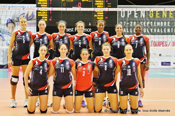 Paris istres die vosges open volley feminin generali ligue af laf photo women picture galerie - Stade francais porte de saint cloud ...