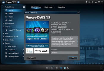 CyberLink PowerDVD Ultra v13.0 Multilingual Incl Keymaker-CORE