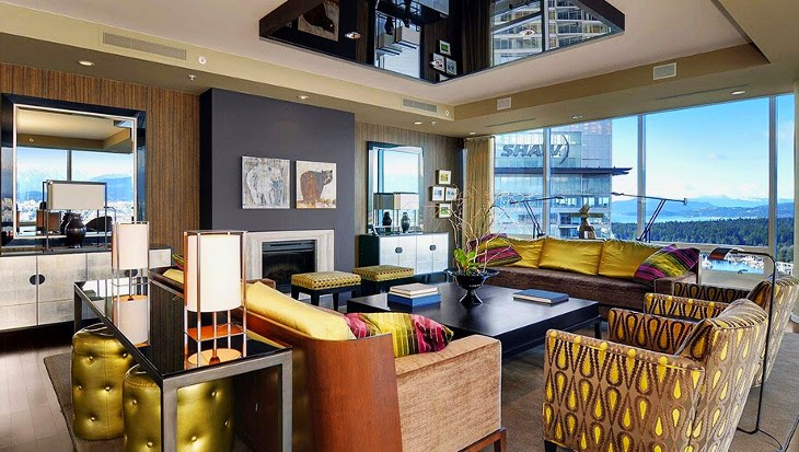 Apartment Interior Design Vancouver