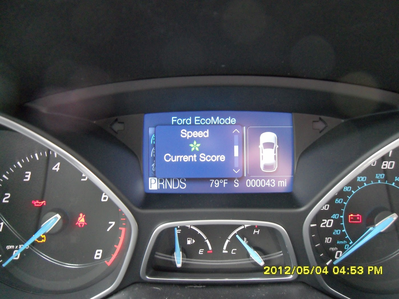 I was wondering if there was any way to turn EcoMode off  - Ford