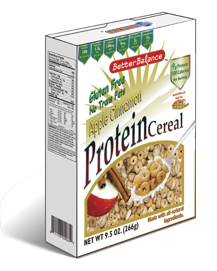 BF Top 5: Most Beneficial Cereals