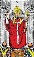 el sumo sacerdote arcanos mayores