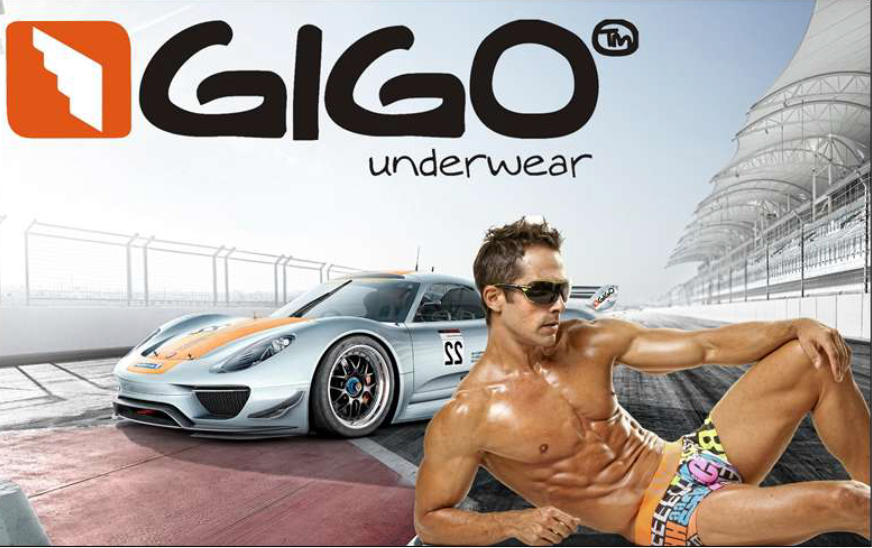 Gigo: Cheeky, Cheeky, Cheeky… [men's fashion]