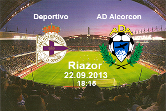 Deportivo - alcorcon - Next Game