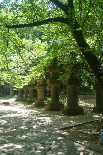 tokyo ueno toshogu