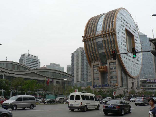 Fang Yuan Building in Shenyang