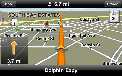 Mobile Gps Application
