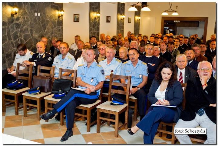 Balatonmáriafürdőn értékelték a 100x100 Biztonság programban résztvevő dunántúli egyesületeket