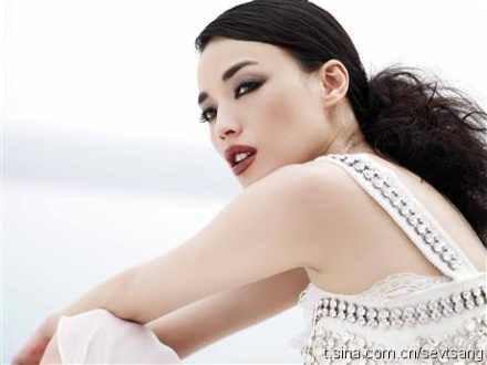 Shu qi several stages - 5 1