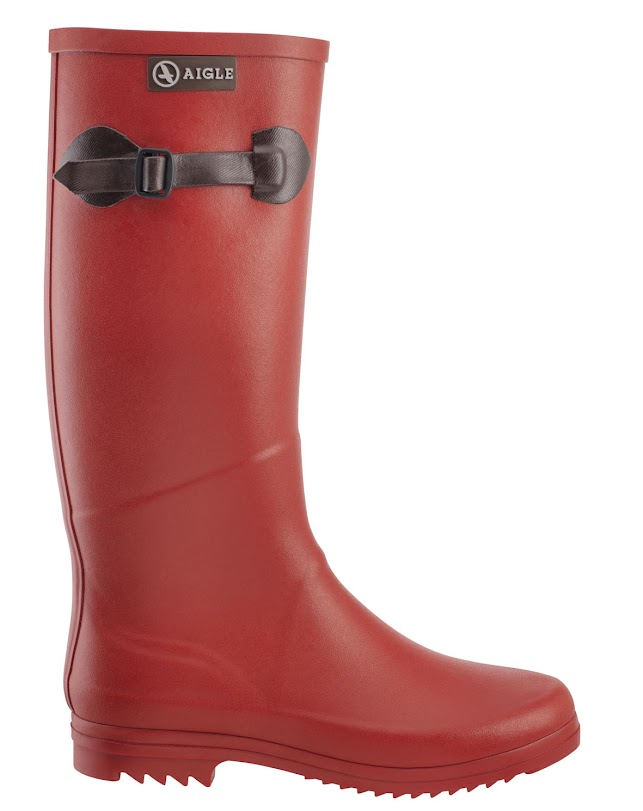 *AIGLE法國經典膠靴:百年工藝製作過程完整大公開! 5
