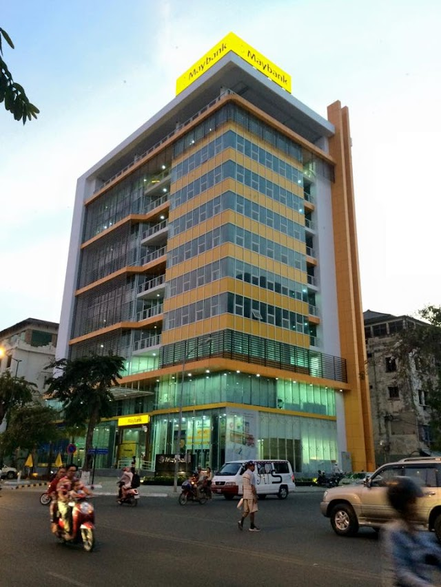 Maybank Tower Cambodia