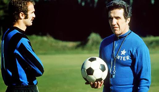 Herrera - a catenaccio és az edző neve összeforrt