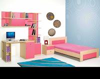νεανικο δωματιο,οικονομικο παιδικο δωματιο,κρεβατια