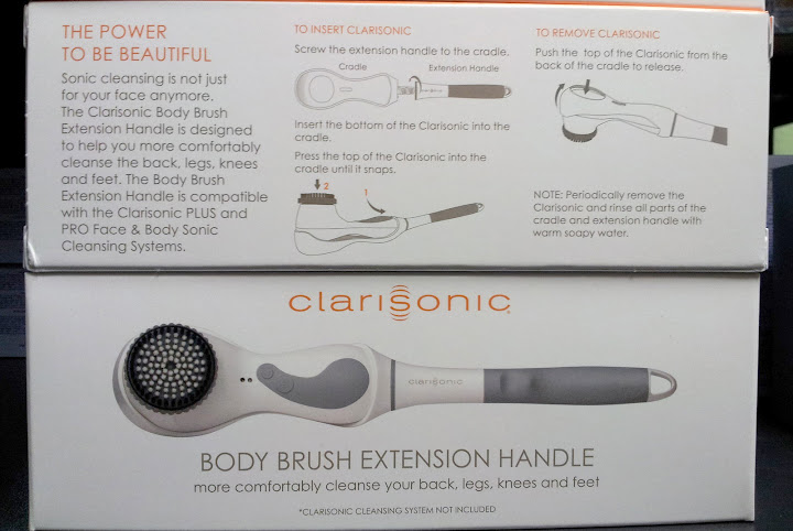 can cam tay clarisonic handle