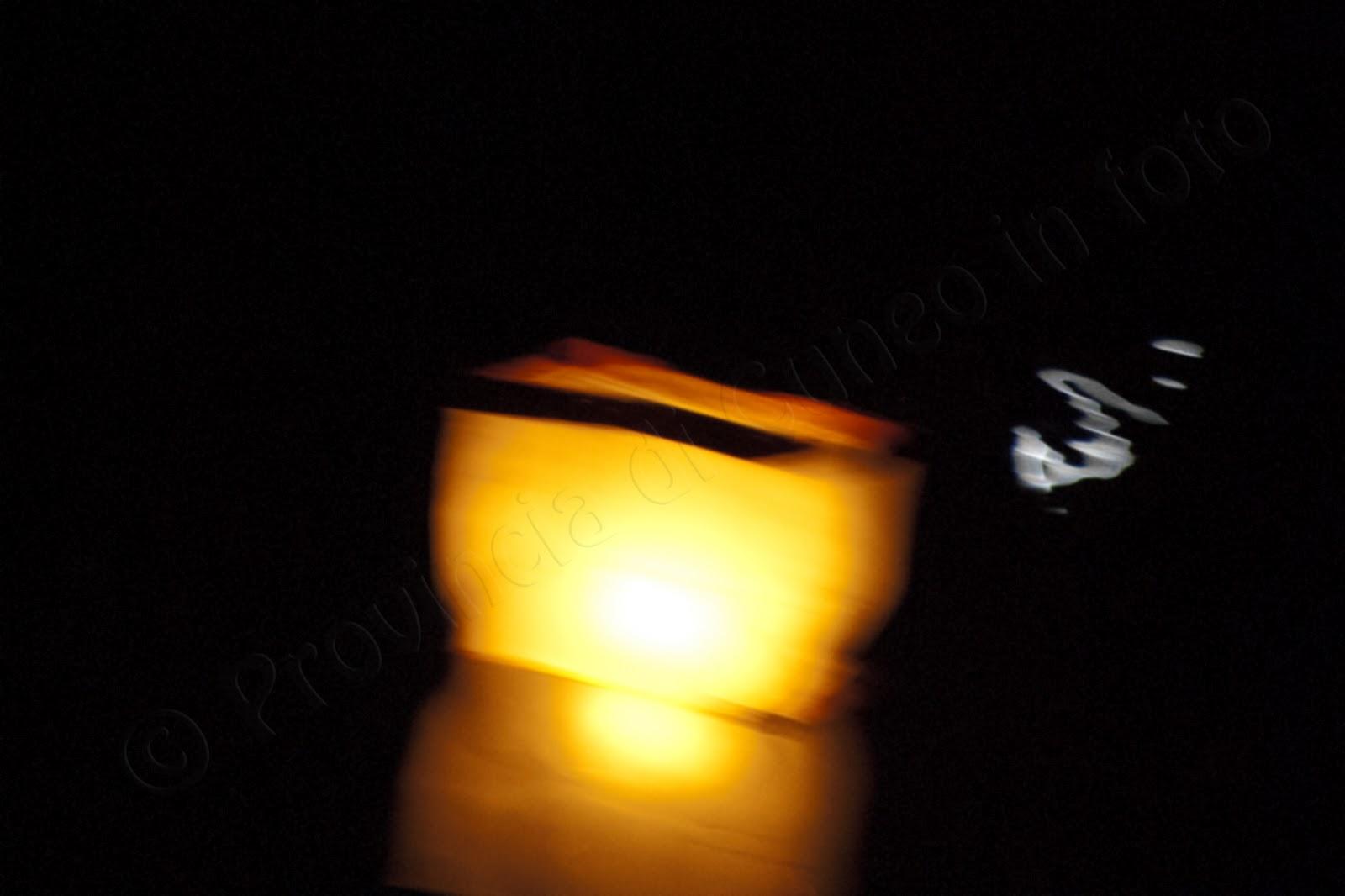 Il parco al lume di candela Cuneo