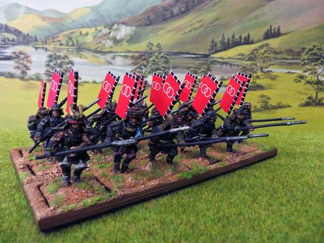 [Warhammer Fantasy] Mes Nippons ! *** Les kirins (et fin !) *** Nippons_SamuraisEcarlates_640