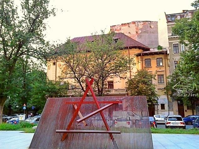 memorial holocaust bucuresti