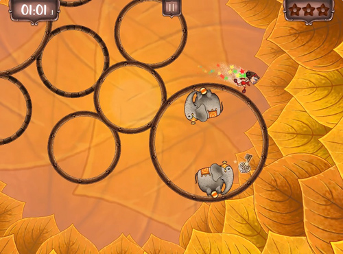 Kalio hé lộ trailer game mới Ring Run Circus 6