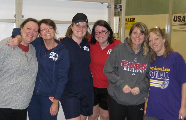 Northern Illinois Pickleball Nip Players From Rockford At