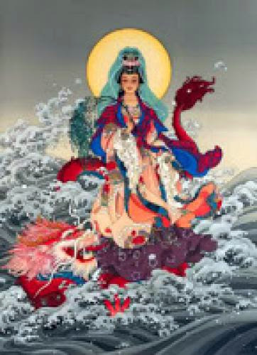 Festival Of Kwan Yin April 5th