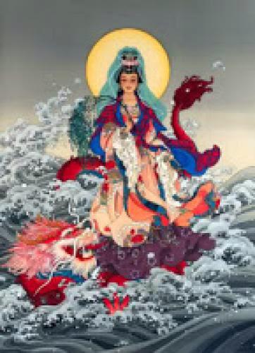 Festival Of Kwan Yin April 5th