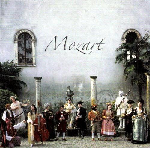 Zefiro - Mozart ~ Harmonie (2004)
