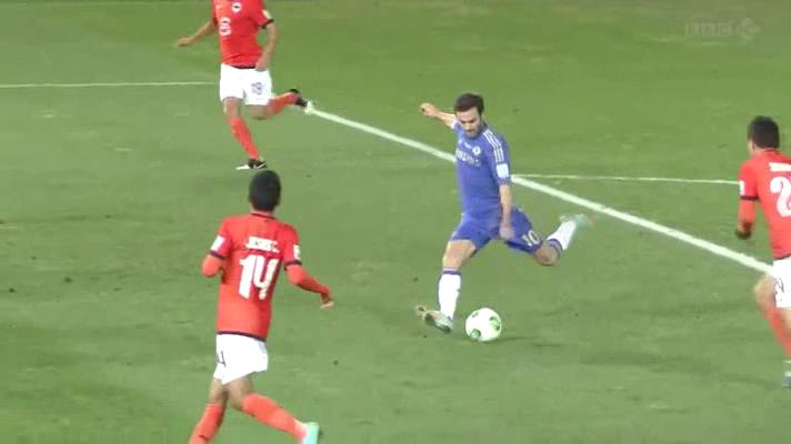 Mata, CF Monterrey - Chelsea