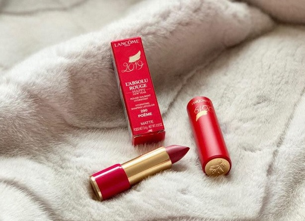 Son Lancome L'Absolu Rouge