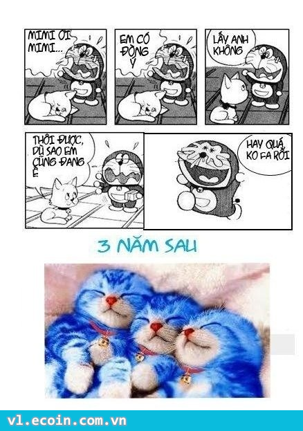 Doraemon 1 kết thúc khác