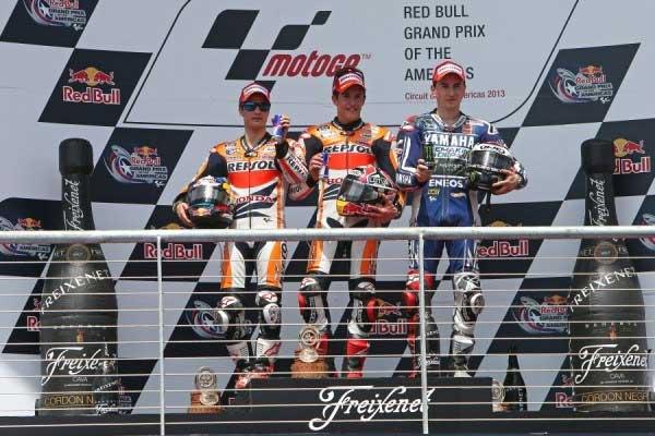 Motociclismo, GP de Las Américas