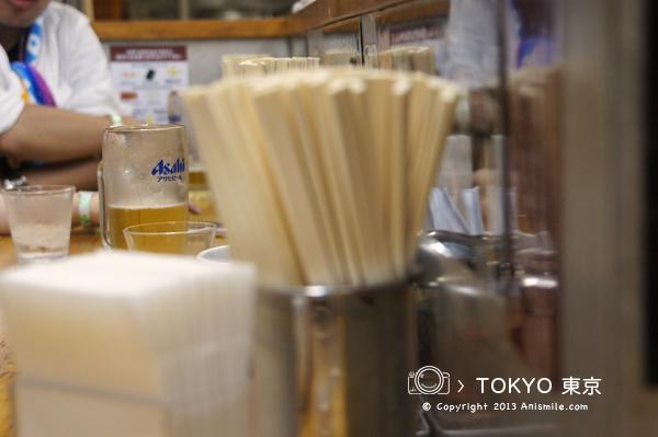 【走走東京】麵達七人眾 玩笑亭&TETSU