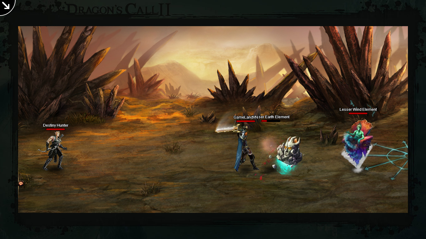Một số hình ảnh về webgame Dragon's Call 2 - Ảnh 25