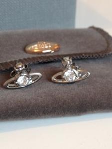 Vivienne Westwood Earrings, Vivienne Westwoods Orbs