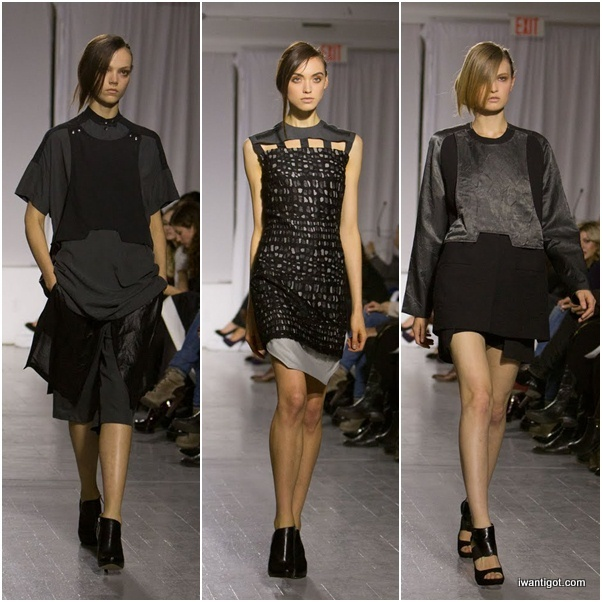 TFW Spring Summer 2013 - Jeremy Laing