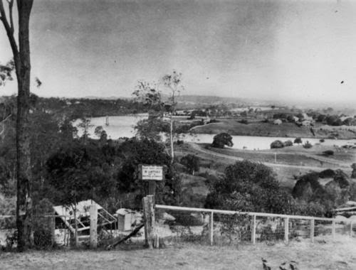 Early view of Indooroopilly.